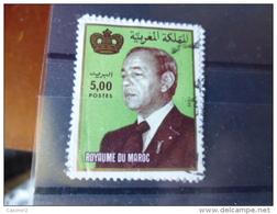 MAROC TIMBRE OU SERIE YVERT N° 940 - Maroc (1956-...)