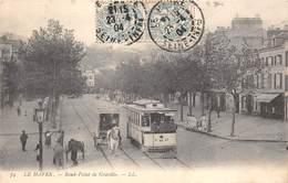 76-LE-HAVRE- ROND-POINT DE GRAVILLE - Le Havre