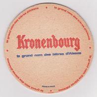 Anciens Sous Bocks De Biere De La Brasserie Kronenbourg - Sous-bocks