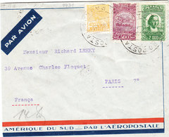 BRAZIL COVER AIR MAIL 1931 - Brésil