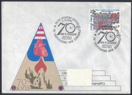 YN369    Cremona 2003 - 70° Fondazione AVIS Comunale - Organizzazioni