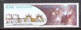 TAAF - 2011 - La Croix Du Sud Vue De La Base De Concordia ** - Neufs