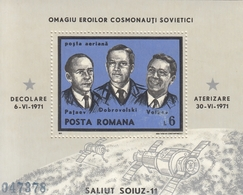 ROMANIA 2938,unused - Blocks & Sheetlets