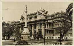 BUENOS AIRES Plaza Lavalle Palacio De Justicia  RV - Argentine