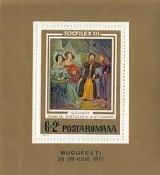 ROMANIA 3133,unused - Blocks & Sheetlets