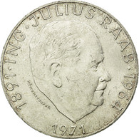 Monnaie, Autriche, 50 Schilling, 1971, TTB, Argent, KM:2911 - Autriche