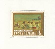 ROMANIA 3156,unused - Blocks & Sheetlets