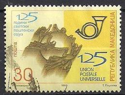 Mazedonien  (1999)  Mi.Nr.  176  Gest. / Used  (3ai36) - Mazedonien