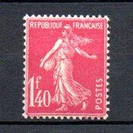 France Beau  N° 196 ** . A Saisir !!! - 1906-38 Semeuse Camée