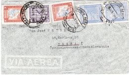 BOLIVIA COVER 1946 - Bolivie