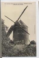 TREIGNY: Le Moulin De La Roche - 39 édit Bergery - Treigny