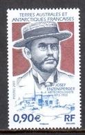 TAAF - 2011 - Josef Enzensperger, Météorologiste ** - Neufs