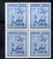 QUS - NORFOLK 1962, La Serie Natale N. 51  In Fresca Quartina *** (2380A) - Isola Norfolk