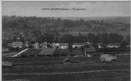 PASSY - GRIGNY  :-  VUE  GÉNÉRALE - France