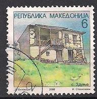 Mazedonien  (2000)  Mi.Nr.  202  Gest. / Used  (3ai32) - Mazedonien