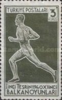 MH STAMPS Turkey - The 11th Balkan Games  -1940 - 1921-... Republic