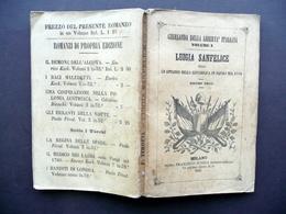 Luigia Sanfelice Un Episodio Della Repubblica Di Napoli 1799 Scorza Milano 1863 - Vecchi Documenti