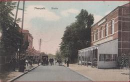 Neerpelt Station Statie Geanimeerd ZELDZAAM - Neerpelt