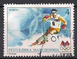 Mazedonien  (1998)  Mi.Nr.  114  Gest. / Used  (3ai37) - Mazedonien