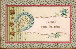 FER A CHEVAL (gaufrée) - Autres