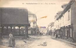 76-GAILLEFONTAINE- PLACE DU MARCHE - France