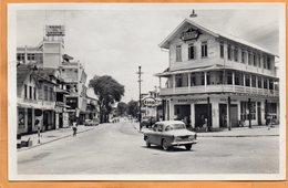Paramaribo Suriname Old Real Photo Postcard - Surinam