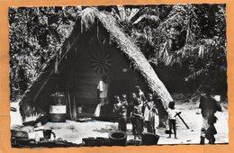 Alasabaka Suriname Old Real Photo Postcard - Surinam