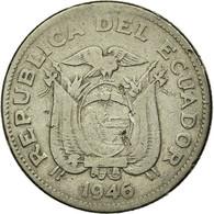 Monnaie, Équateur, Sucre, Un, TB+, Nickel, KM:78.2 - Ecuador