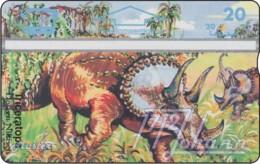 """TWK Österreich Privat: """"Triceratops"""" Gebr. - Austria"""