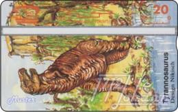 """TWK Österreich Privat: """"Tyrannosaurus"""" Gebr. - Autriche"""