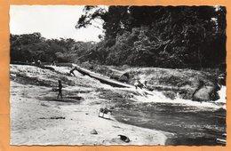 Suriname Old Real Photo Postcard - Surinam