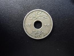 EGYPTE : 2 MILLIÈMES  1335 - 1916 H   KM 314    TTB+ - Egypte