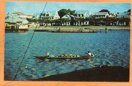 Paramaribo Suriname Old Postcard - Surinam