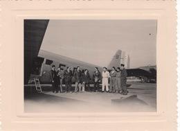 Photographie  : Avion AAC1 N° 97 , Le STTA à Marignane , Animation - 1946-....: Ere Moderne