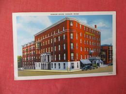 - Bangor House  Bangor  Maine >   Ref 3231 - United States