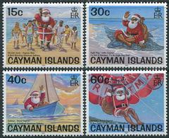 Cayman Isl. 2001. Michel #900/03 VF/MH. Christmas. (Ts15) - Cayman Islands