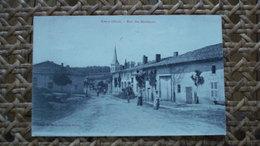 ESNES EN ARGONNE - RUE DES MOULEURS - France