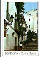 BENIDORM - RUE TYPIQUE - Espagne