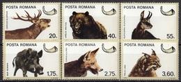 ROMANIA 3366-3371,unused - Stamps