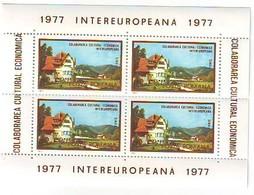 ROMANIA 3431,unused - Blocks & Sheetlets