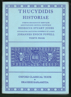 B-37424 Greek Book THUCYDIDIS HISTORIAE, 350 Grams - Livres, BD, Revues