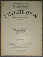 L'Illustration 4073 26 Mars 1921 Plébiscite En Haute-Silésie/Rozan Cappiello/Camargue Par Jean Droit/Marcus Garvey/Mumm - Newspapers