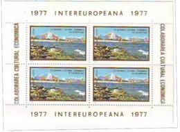ROMANIA 3432,unused - Blocks & Sheetlets