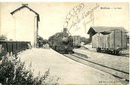 Moelan -  La Gare - Moëlan-sur-Mer