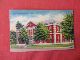 Julius Fortsmann Library Passaic New Jersey >     Ref 3232 - United States