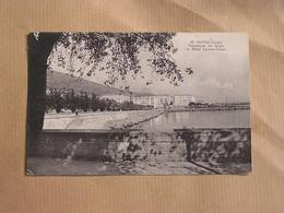 BASTIA Promenade Des Quais Et Hôtel Cyrnos-Palace  Corse Carte Postale Postcard - Bastia