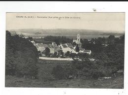 95 Chars CPA Panorama Vue Prise De La Cote De Gisors  Neuve TBE - Chars