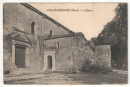 30 - Vallabrègues - L'Eglise - Edition Farge - Sonstige Gemeinden