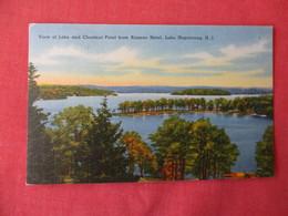 Lake Hopatcong  Lake View    New Jersey >     Ref 3232 - United States