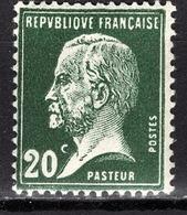 FRANCE 1922/26 -  Y.T. N° 172 - NEUF** - France